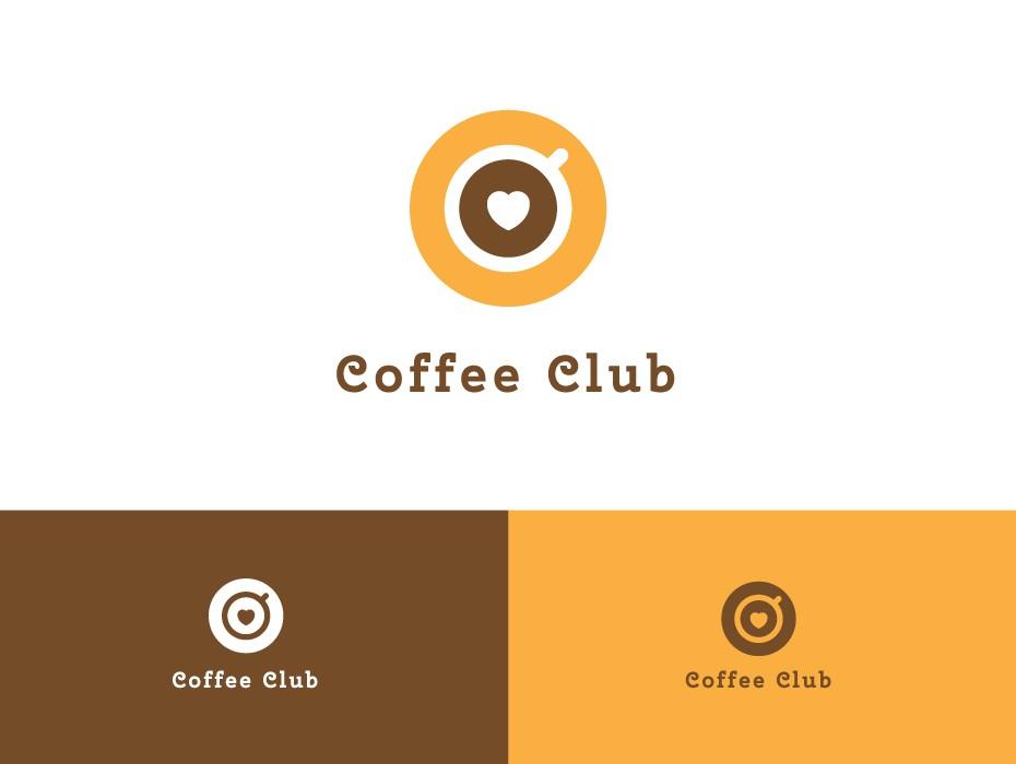 Coffee Club Logo Template