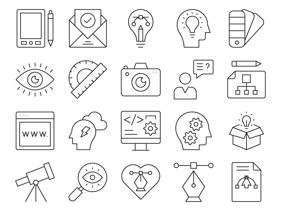 Content Design Production Line