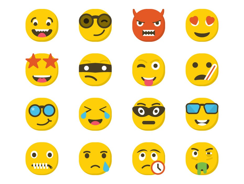 Emoji Icon Set