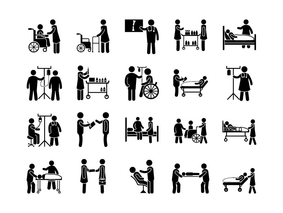 Medical Situations Set