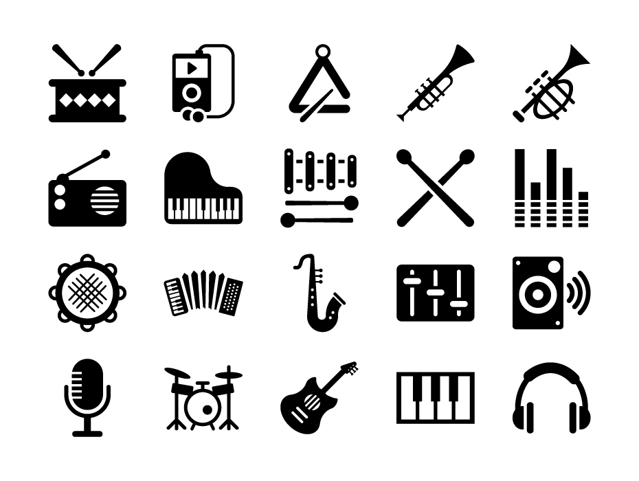 Musical Instruments Icon