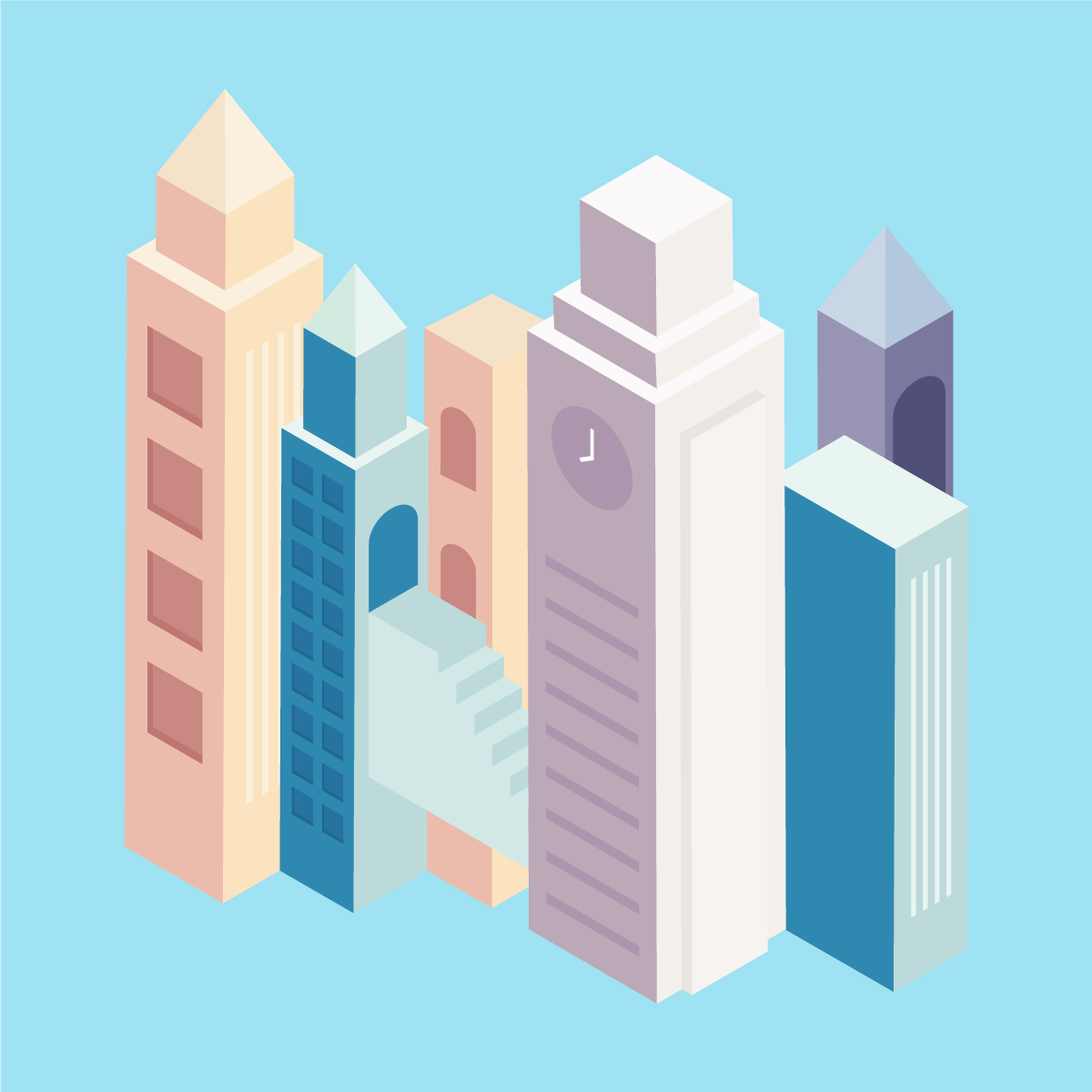 Building Construction Illustration