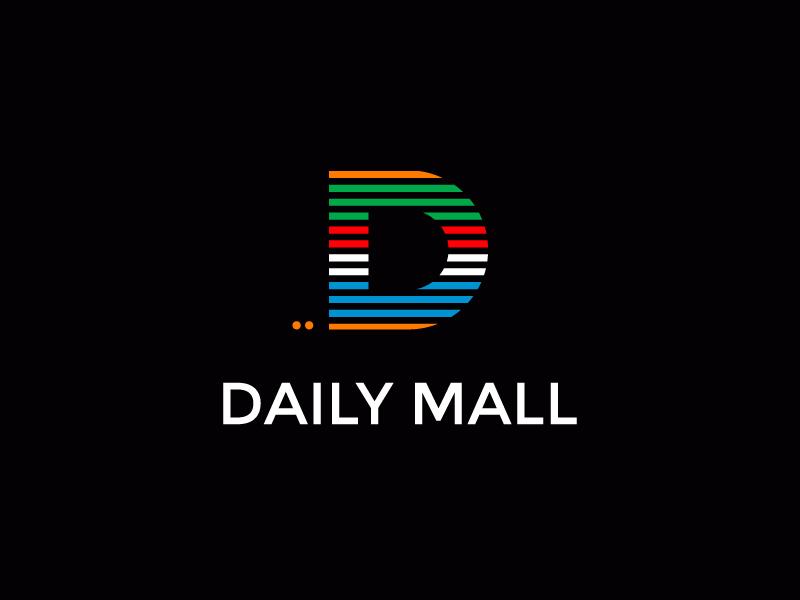 Free Daily Mall Logo Design