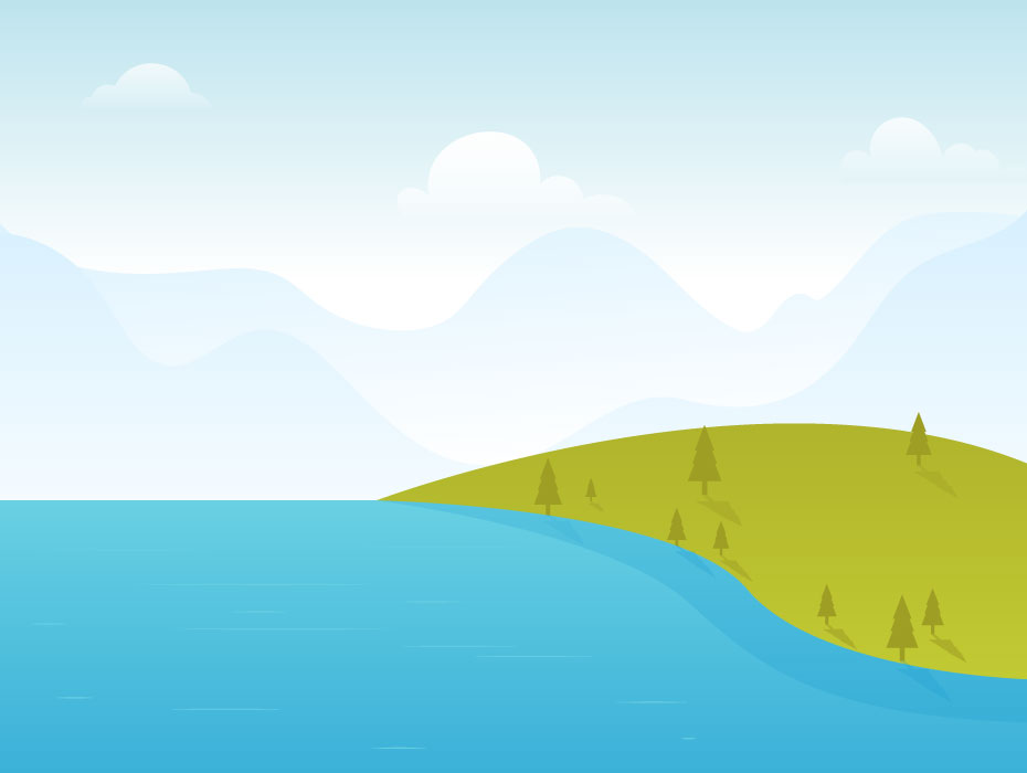 Download Landscape Design Vector