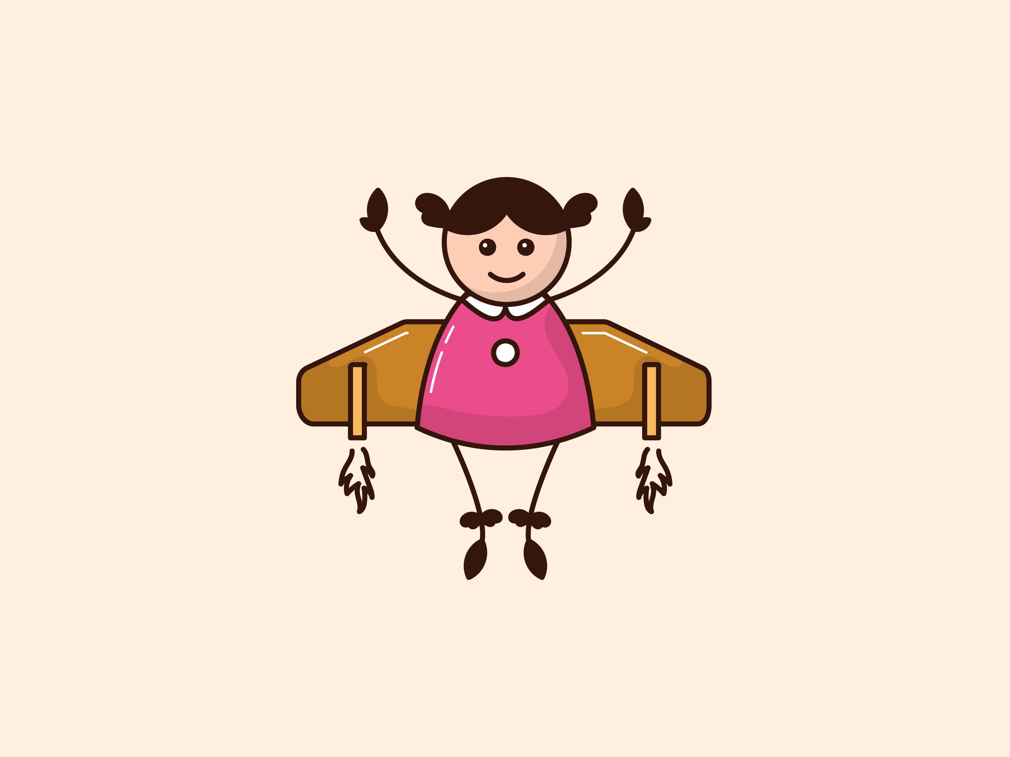 Creative Kids Logo Design