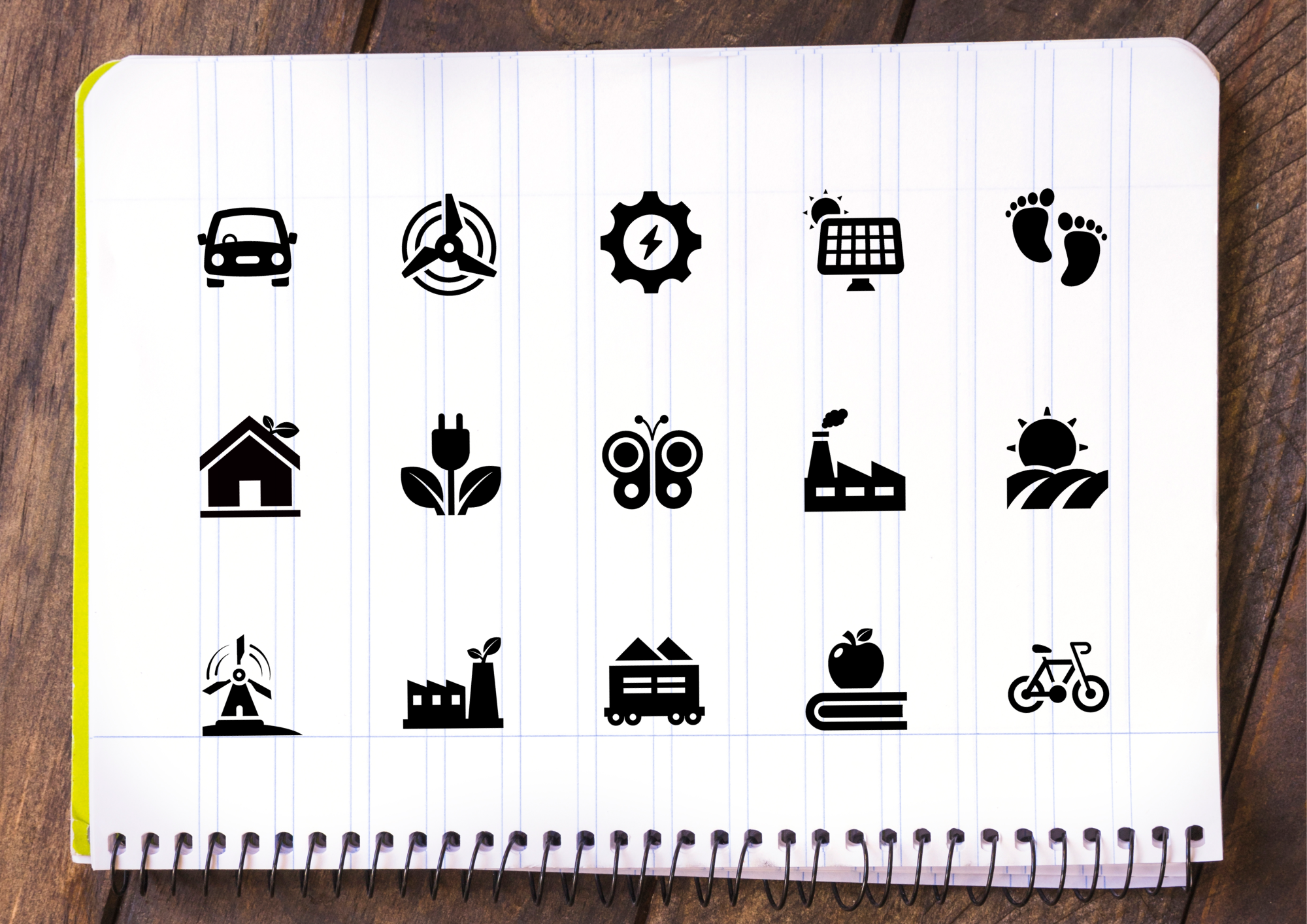 Eco Icons Free Download