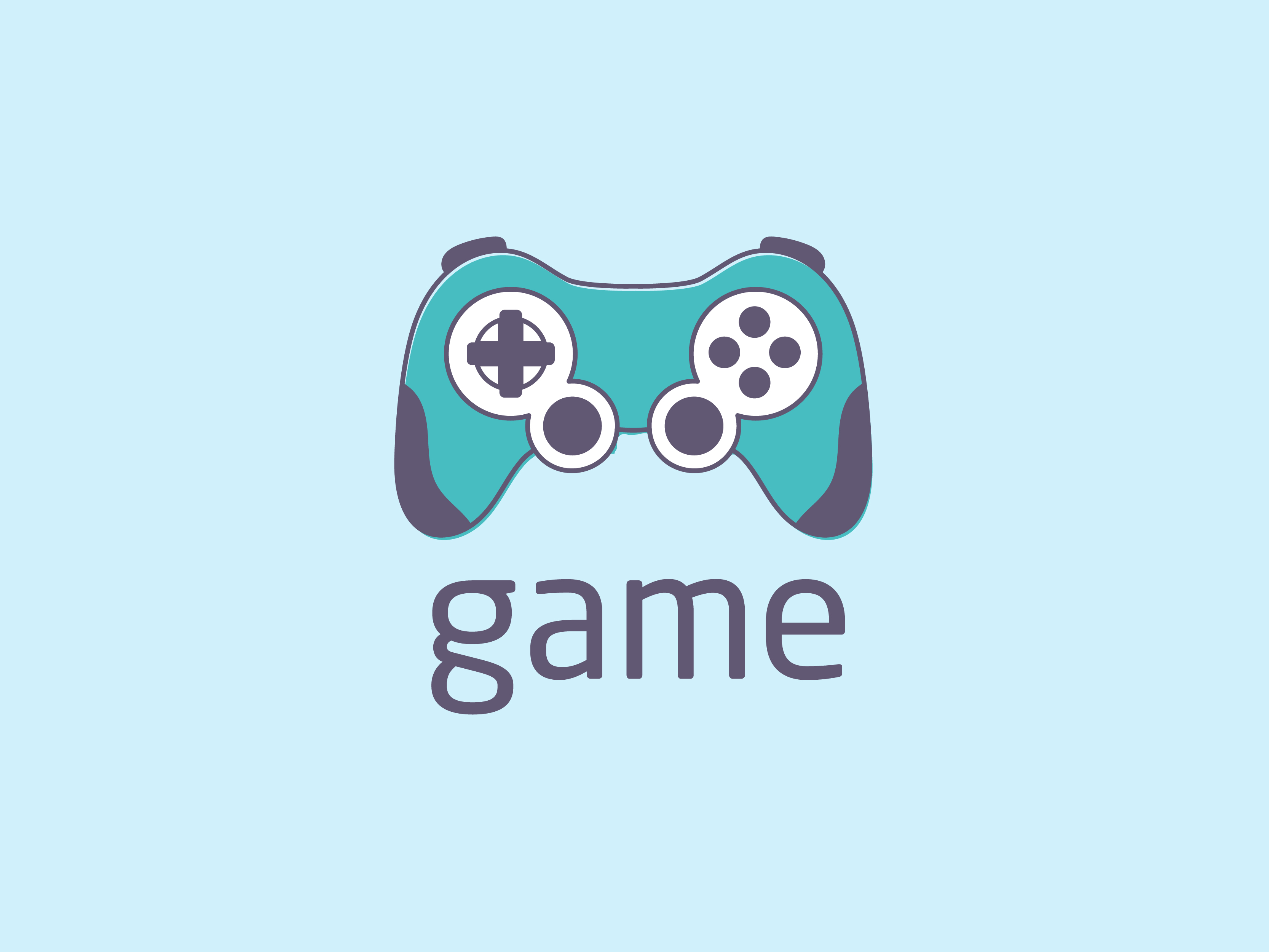 Free Wireless Game Controller Vector