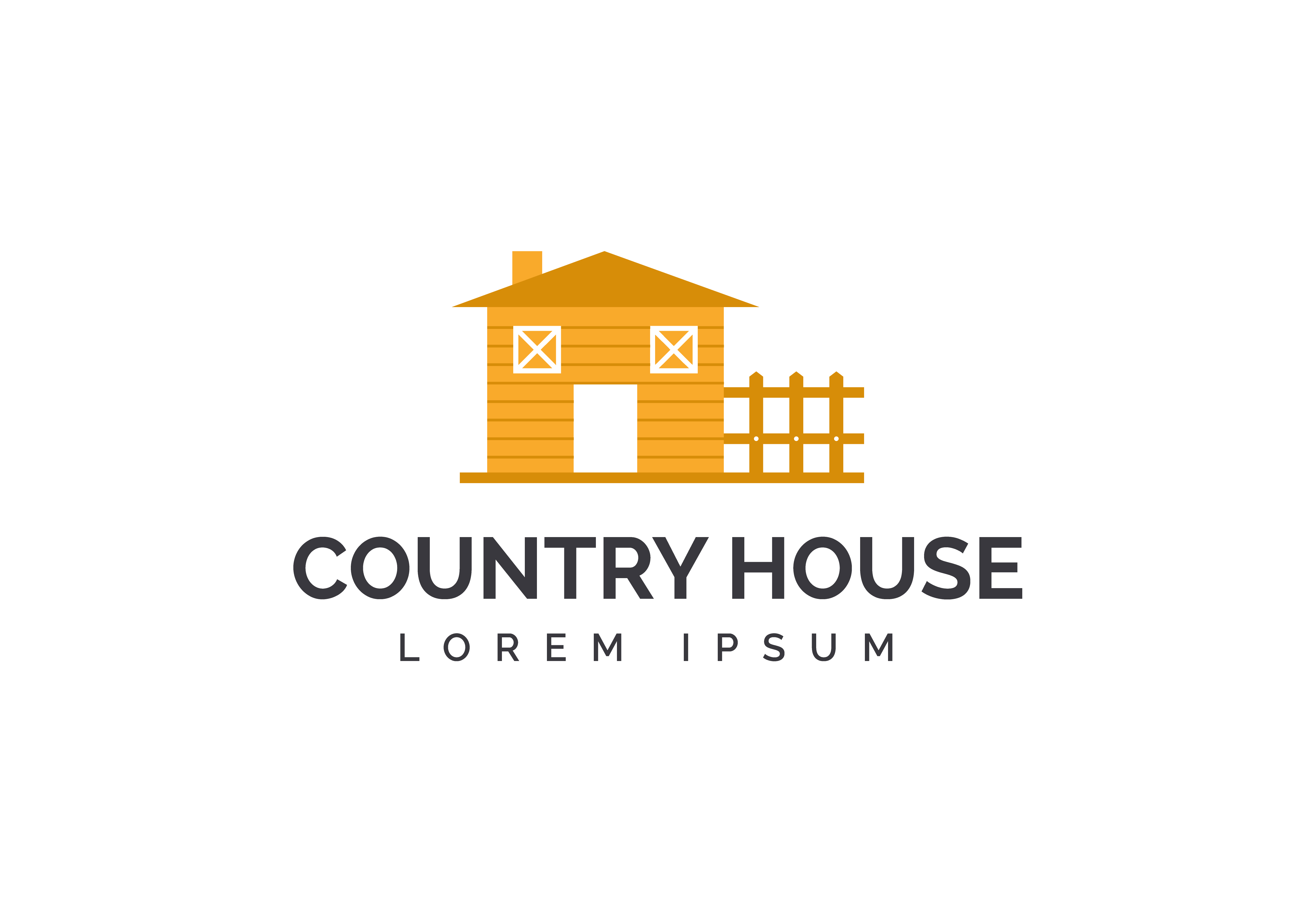 Country Home Vector Download