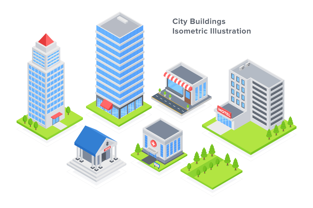 Download Cityscape Vector