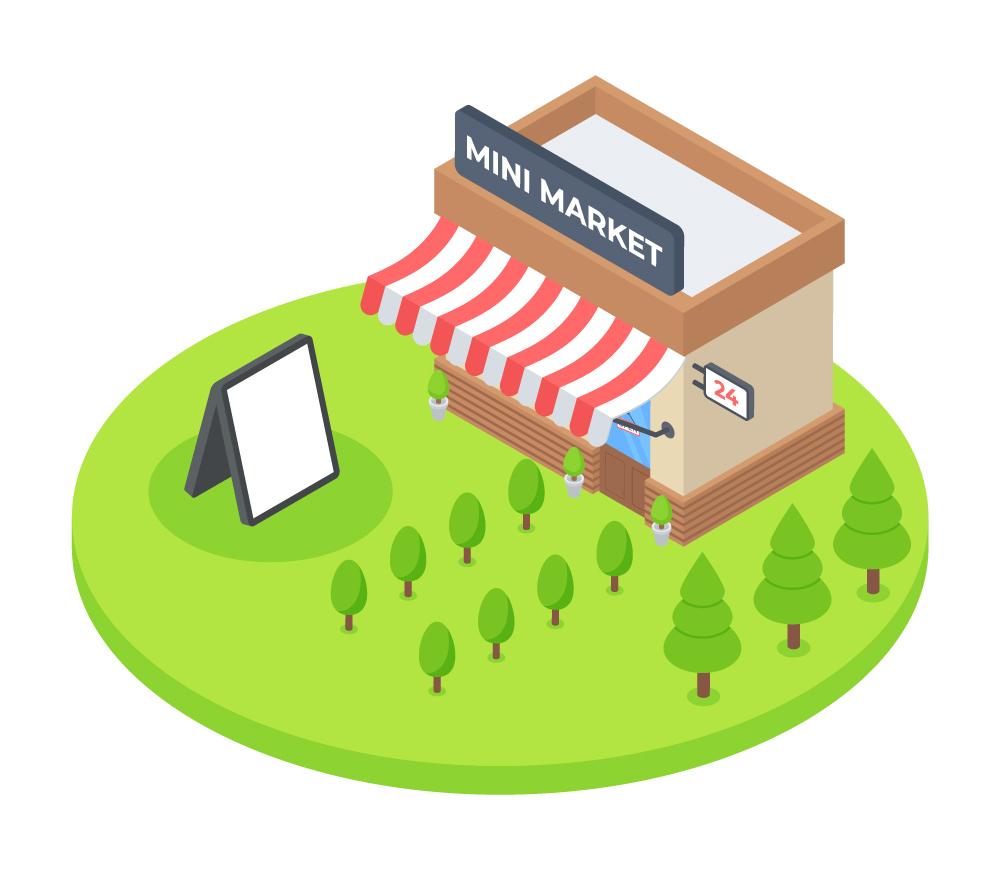 Shop Vector Download