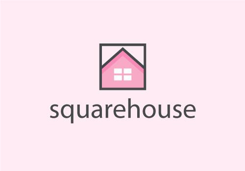 Squarehouse Logo Vector