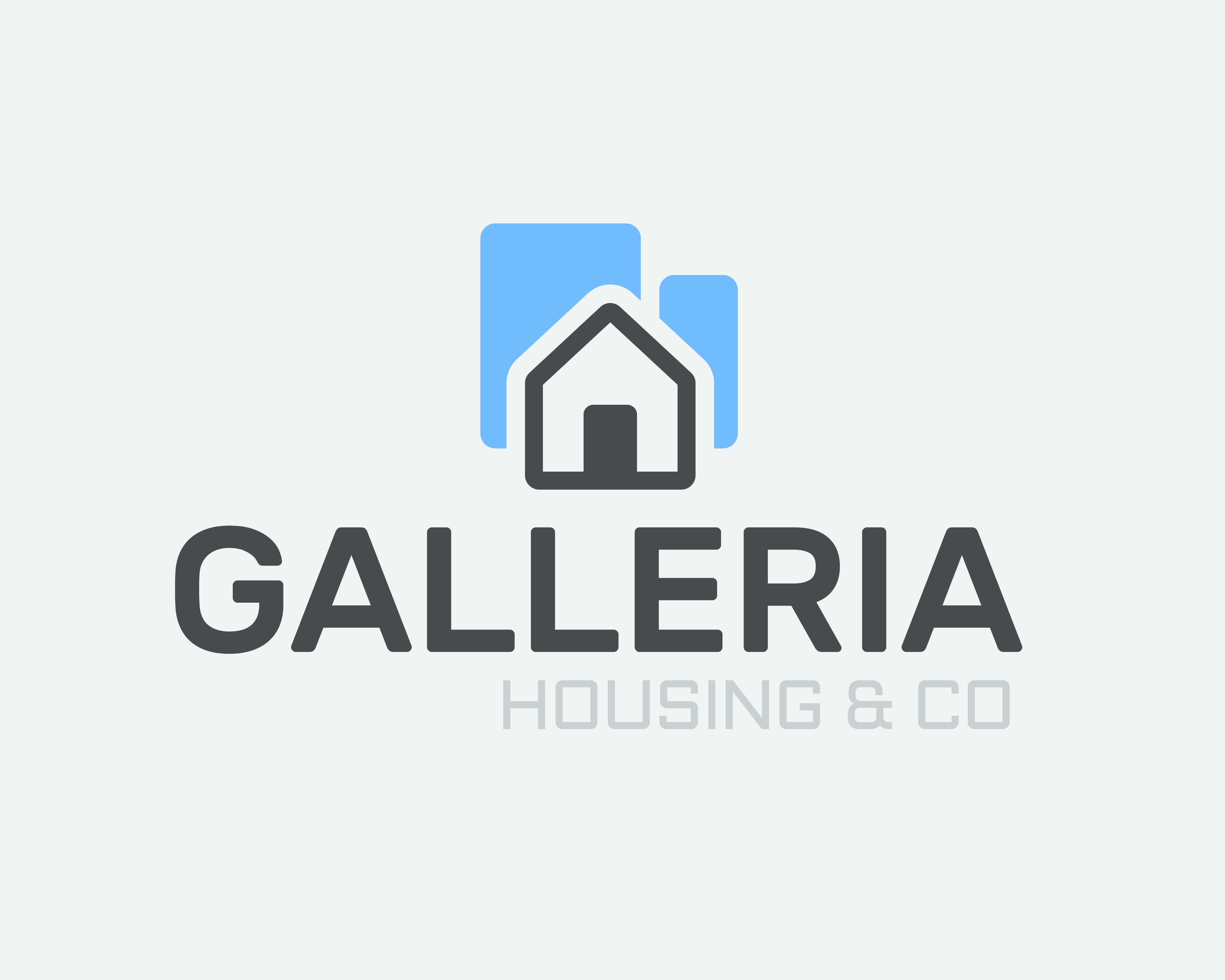 Galleria Logo Vector