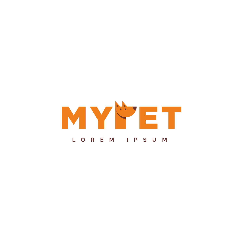 Pet Logo Free Vector Art