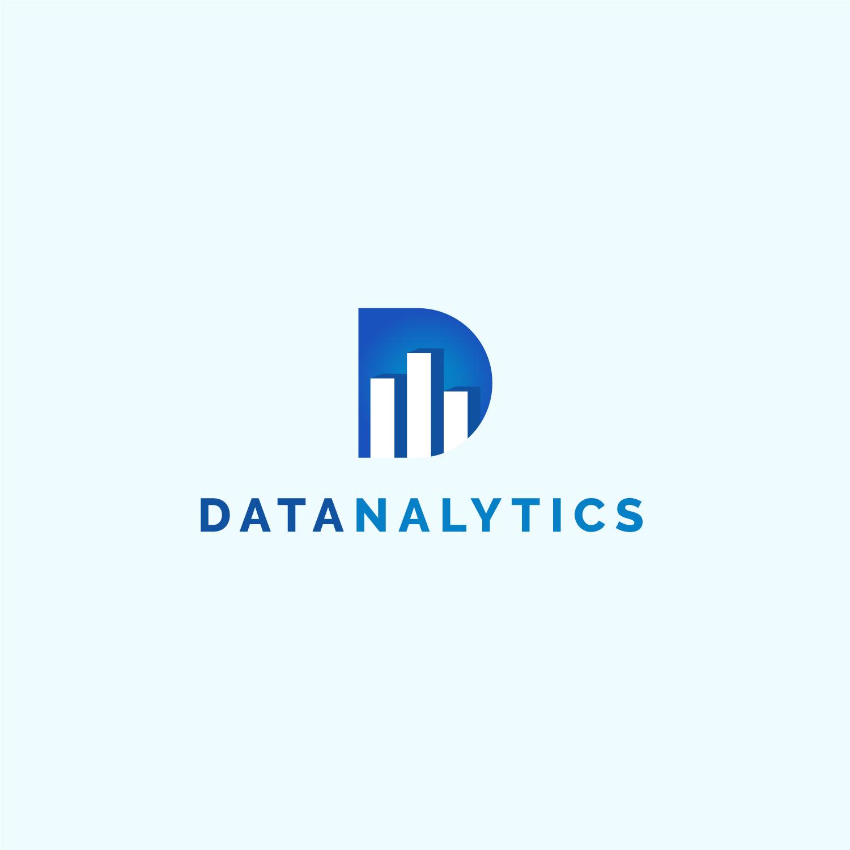 Data Analytics Logo Vector Free Download