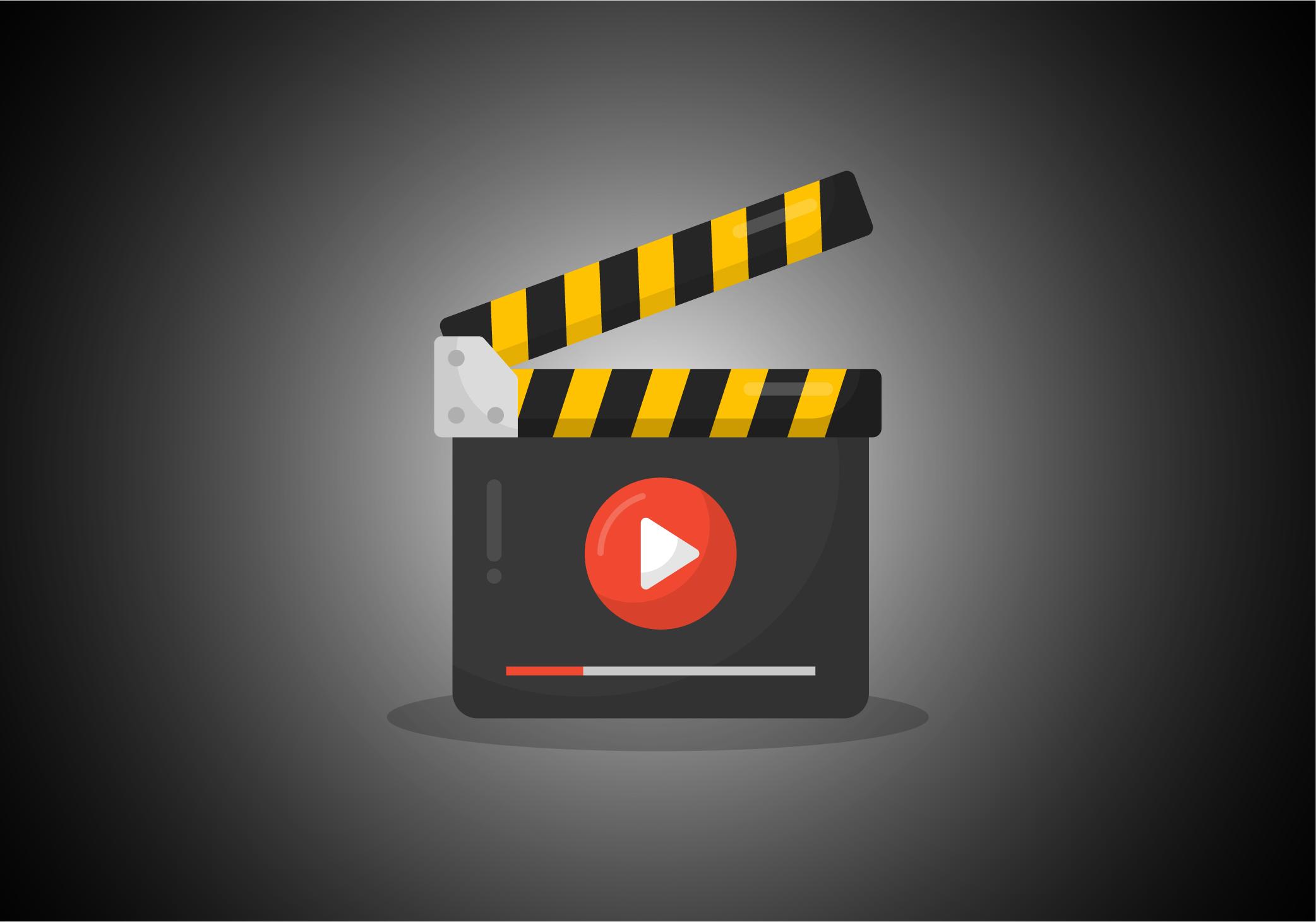 Download Film Production Vector Illustration