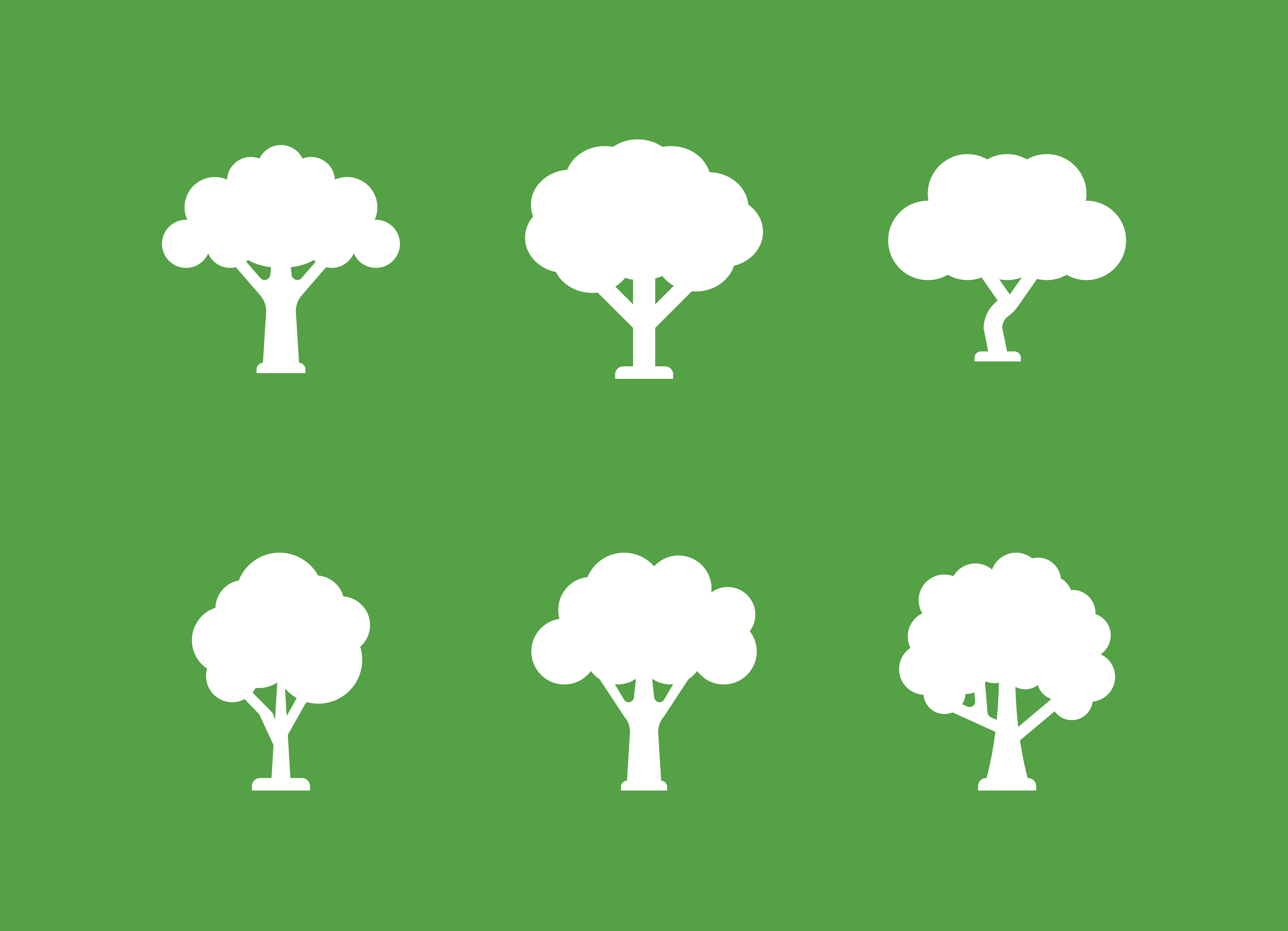 Tree Icons Free Download