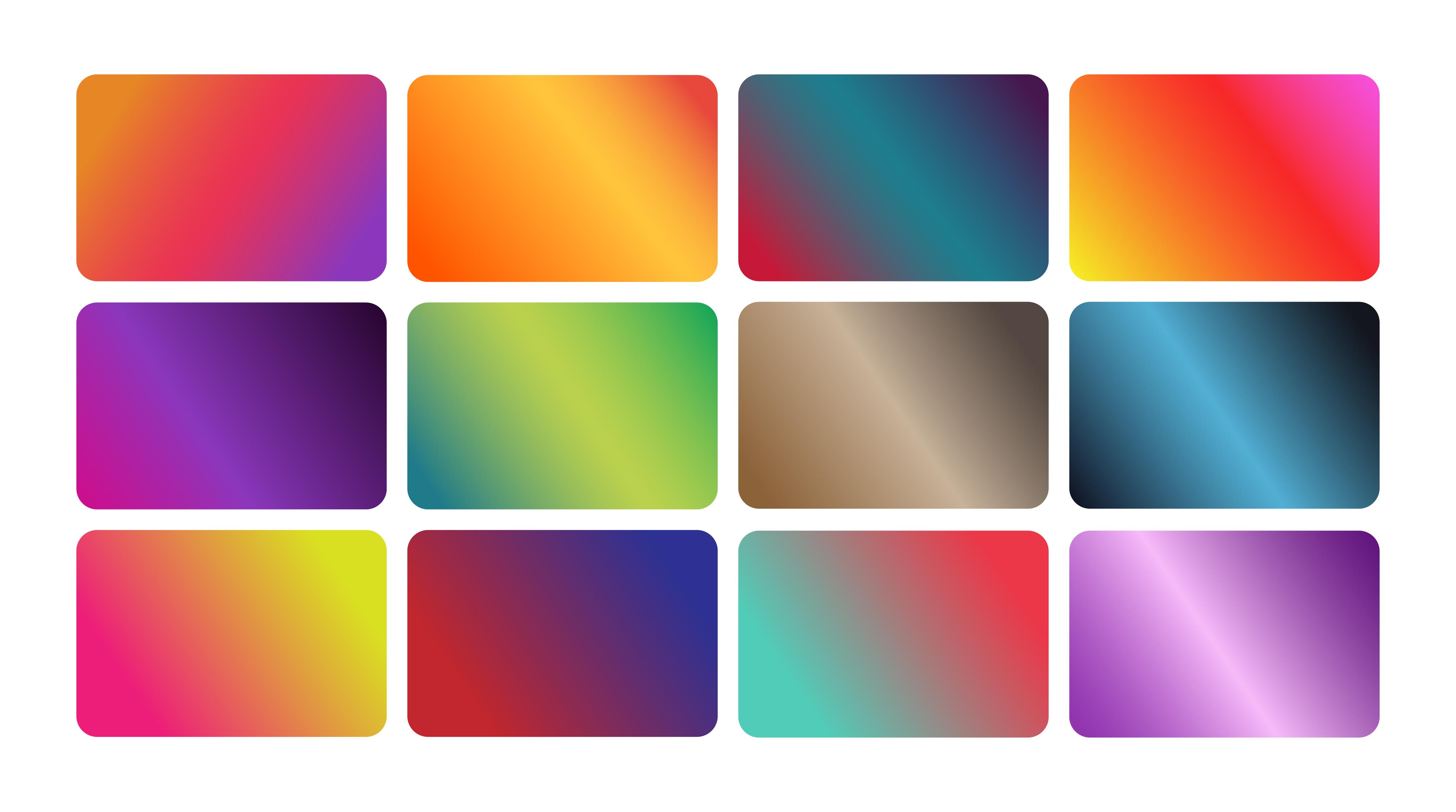 Vector Gradient Backgrounds Free Download