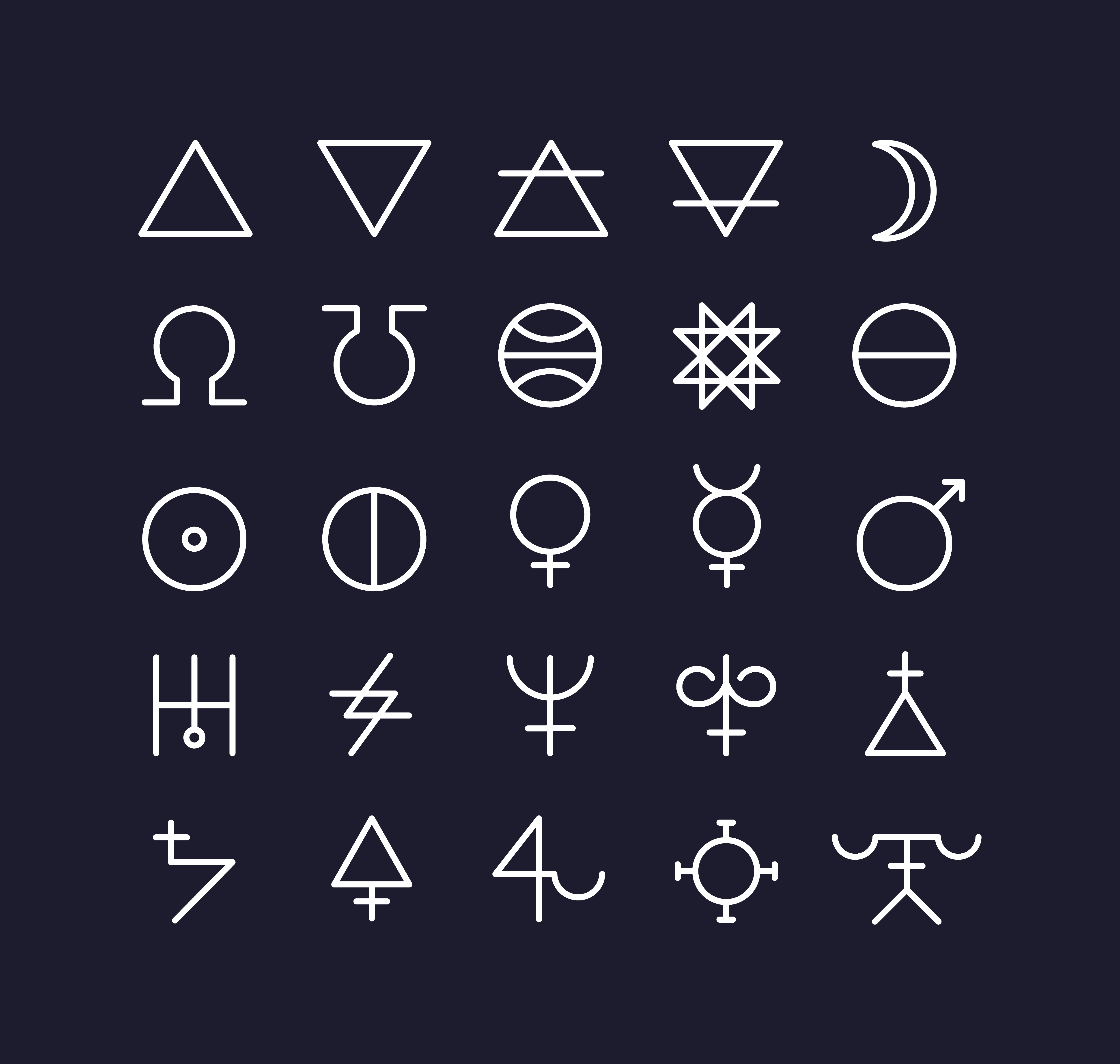 Alchemy Icons Free Download