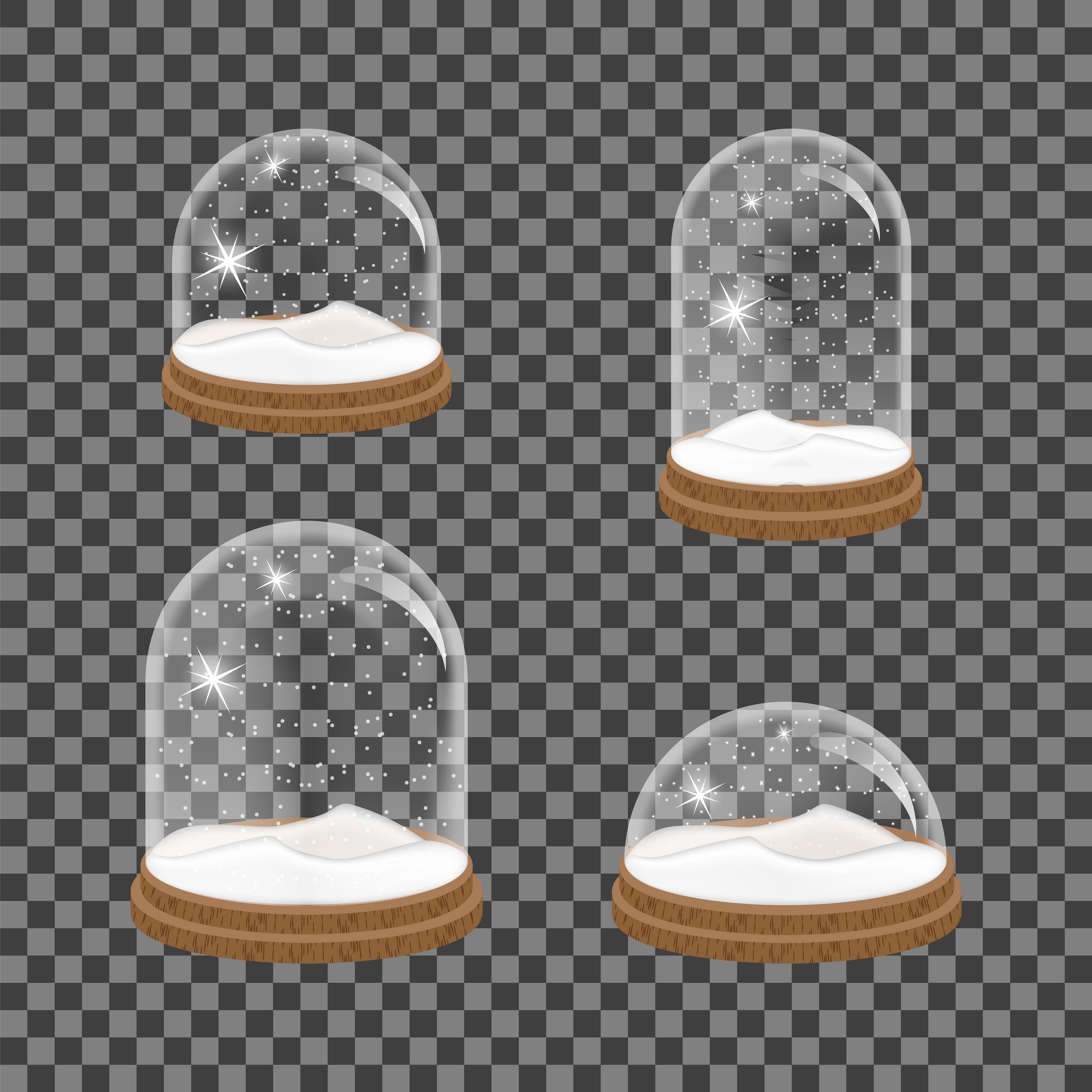Glass Domes Free Vectors Download