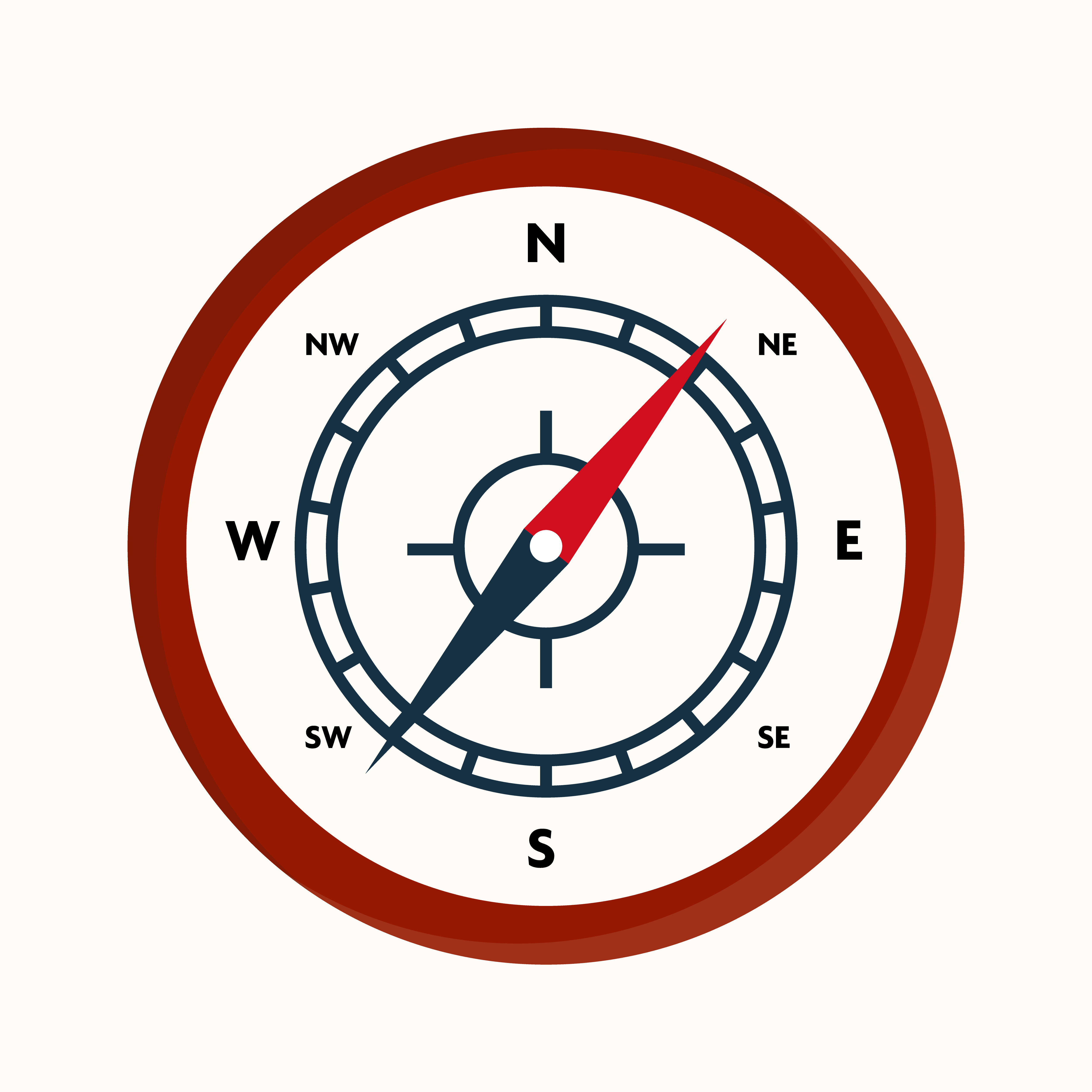Compass Icons Free Vector Art