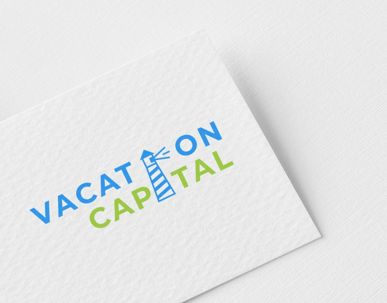 Vacation Logo Free Vector Art