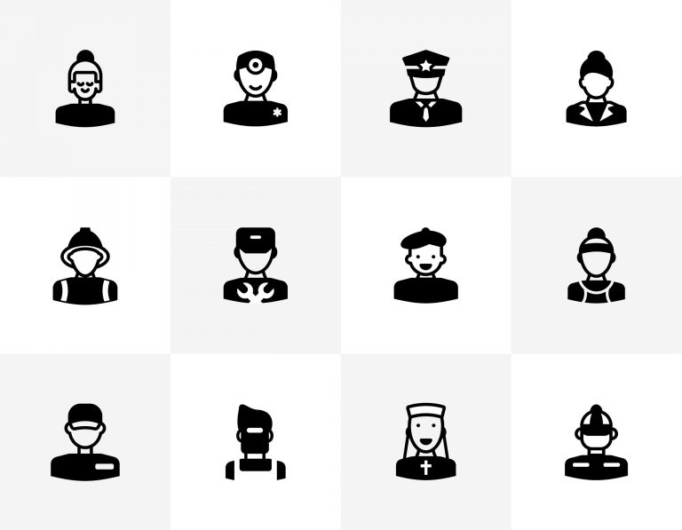 Free Avatar Icons Download