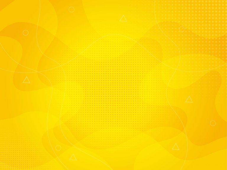 Yellow Backgrounds Free Vector Art