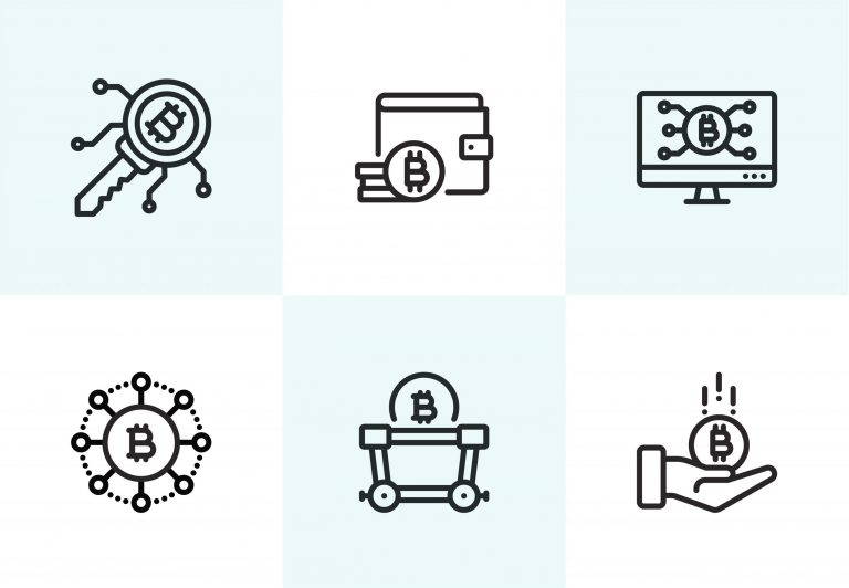 Bitcoin Icons Download Free Art