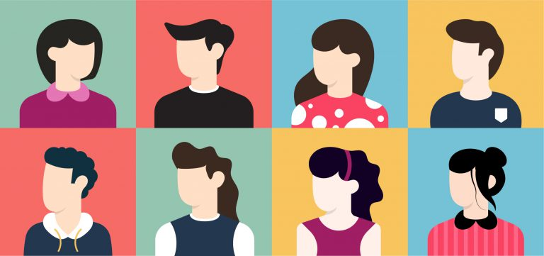 Faceless Avatar Images Free Download