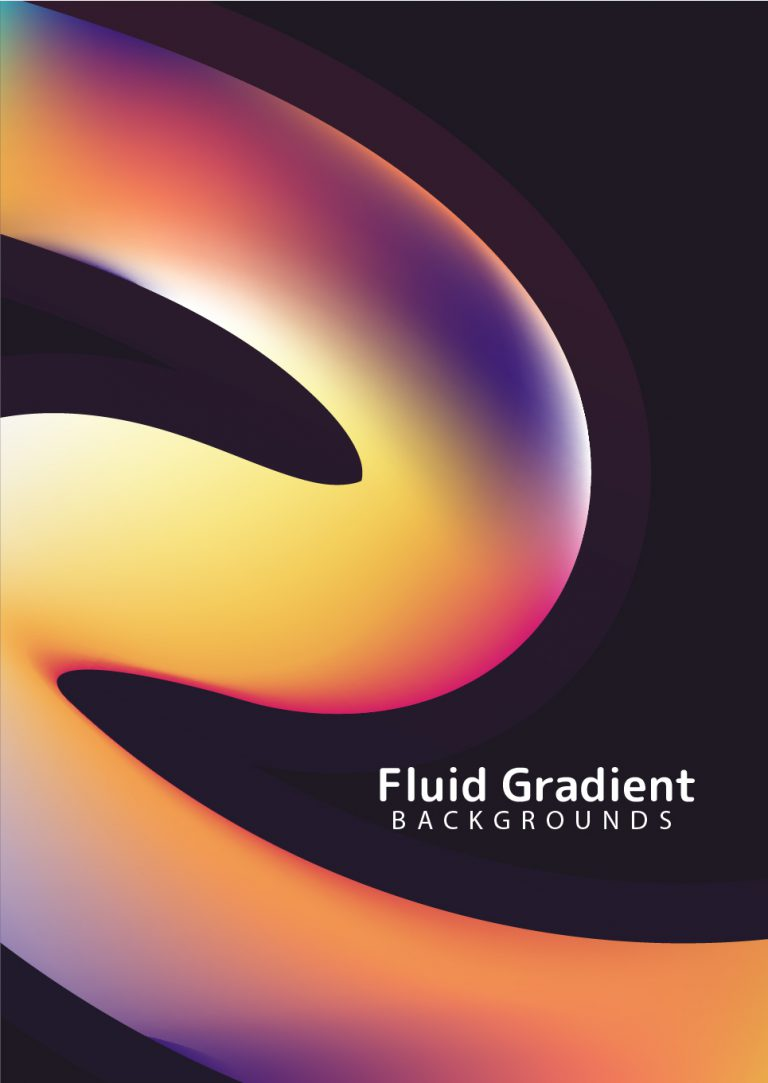 Fluid Gradient Background