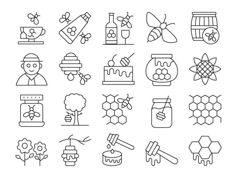 Beehive Icon Free