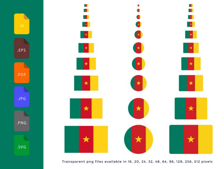 Cameroon_Flag