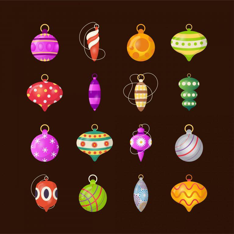 Christmas Tree Toys Free Download