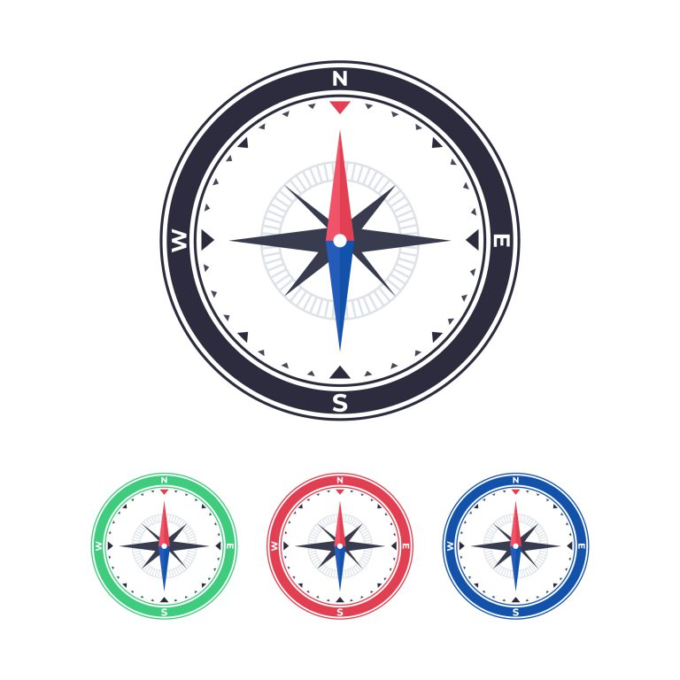 Free Compass Vector