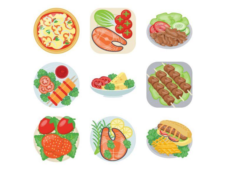 Cuisine Icons