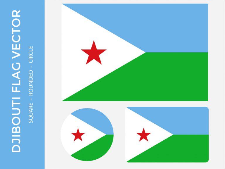 Djibouti-Flag
