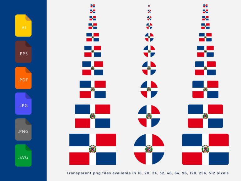Dominican-Republic-Flag