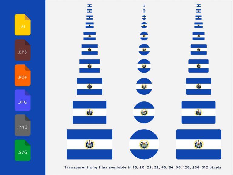EI-Salvador-Flag