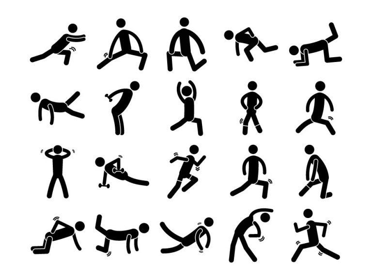 Free Exercise Icon Vector Frebers