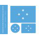 Federated States of Micronesia-Flag