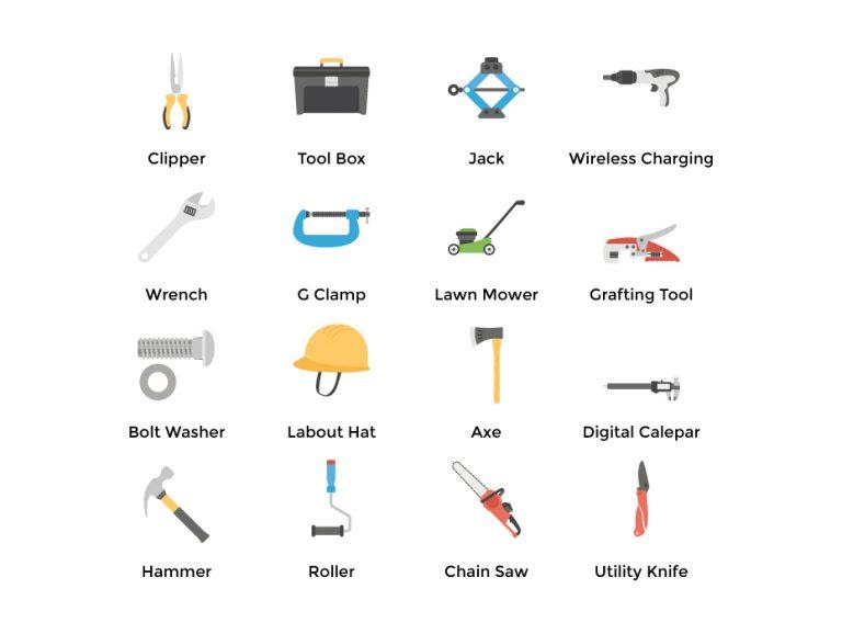 Flat Plumbing Tools