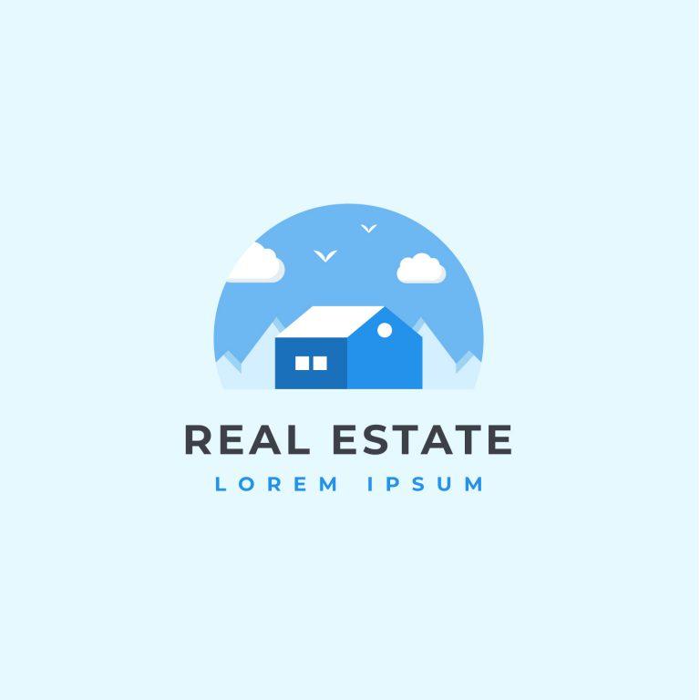 Free Real Estate Logo Design