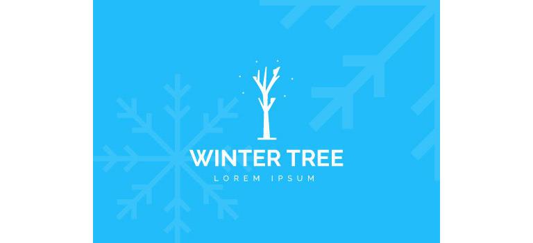Free Snow Tree Download
