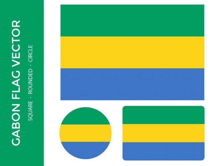 Gabon-Flag