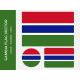 Gambia-Flag
