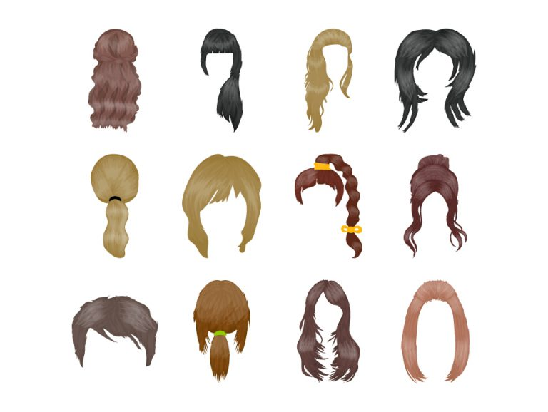Hairstyles for Women Pack