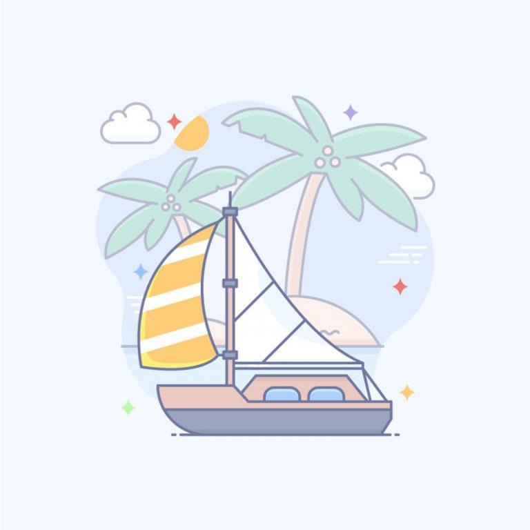 Island-Free-Vector-Art