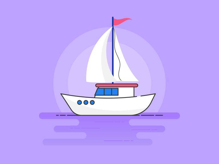 Sailboat Vector Download