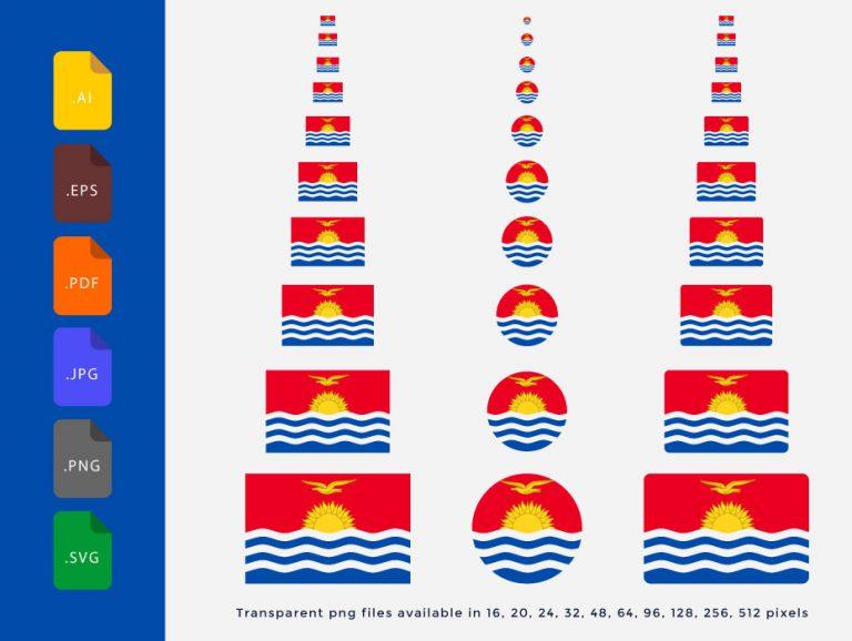 Kiribati-Flag