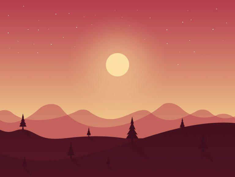 Landscape Free Illustration